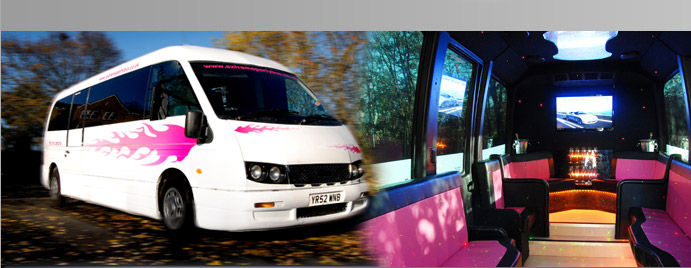 What are the Different Party Buses and How to Choose One for Your Needs