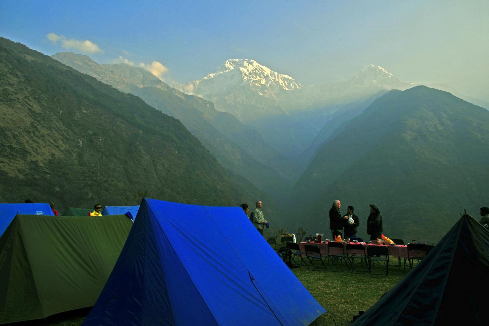 Tea House Trek In Nepal