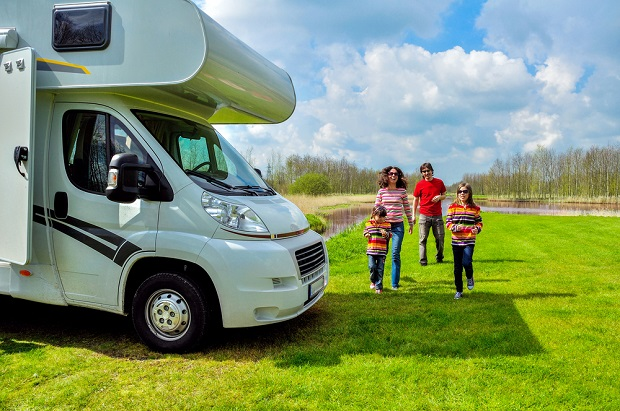 Different Types Of Family Caravans For Memorable Camping