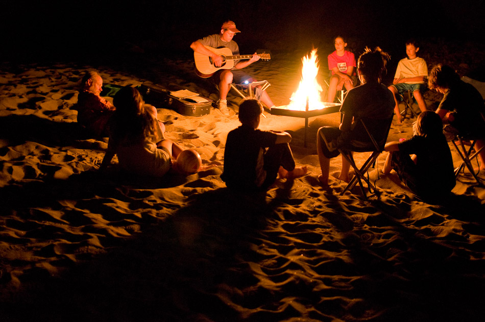 Finding The Best Guitar For Camping