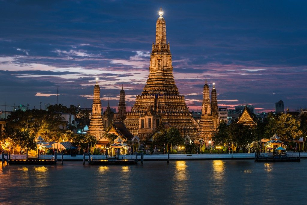 8 Random Facts About Bangkok