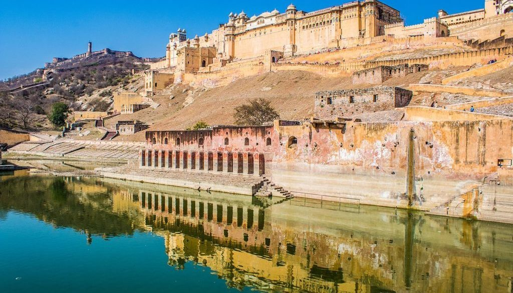 An Exploration  Of Amber Fort -History And Architecture