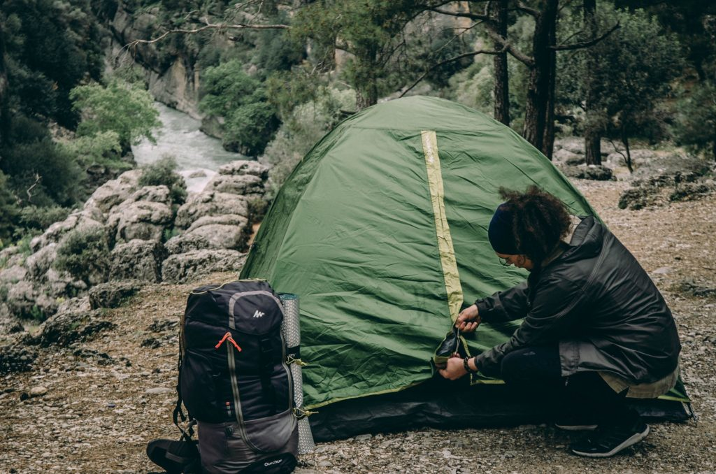 Is Adventuring Safe And Reliable Without The Tents?